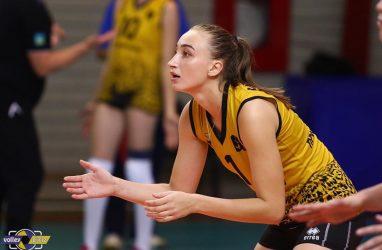 Волейболистки «Приморочки» уступили московскому «Динамо» в кубковом матче