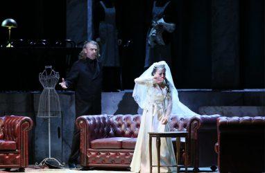 Оперу с культовой сценой сумасшествия представят во Владивостоке (12+)