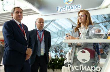 На острове Русский откроют два инжиниринговых центра РусГидро
