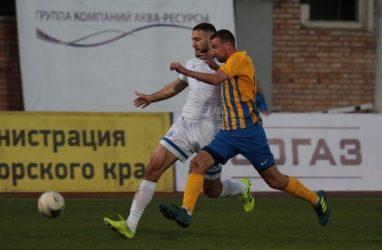 Футболисты «Луча» выбили именитый московский клуб из Кубка России