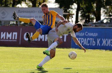 Футболисты «Луча» сыграли вничью с «Армавиром»