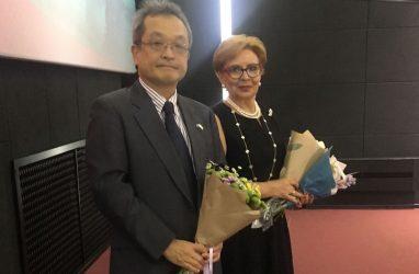 Фильм о русских в Японии показали во Владивостоке на кинофестивале «Меридианы Тихого-2019»