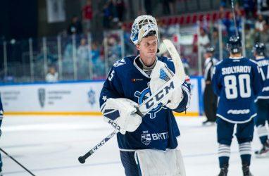 Хоккеисты «Адмирала» вырвали победу у «Сочи»
