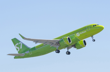 S7 Airlines будет летать из Владивостока в Магадан на Airbus A320neo