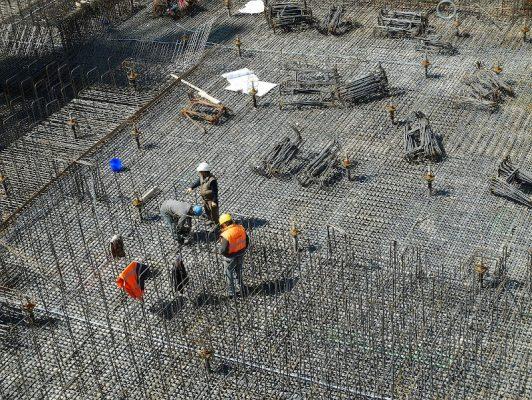 Строительство, металл