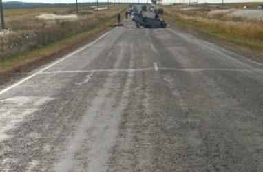 Смертельное ДТП в Приморье: водителя «Марка» выбросило из салона