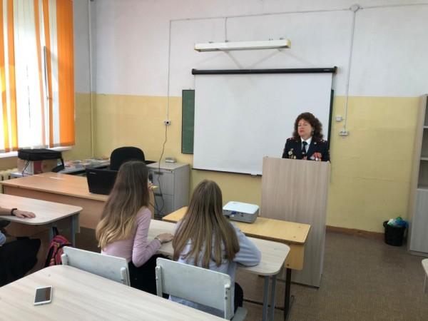 В школах и лицеях Владивостока прошла серия уроков, посвященных Дню борьбы с терроризмом