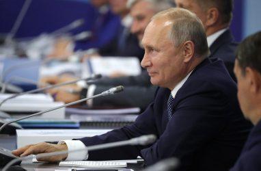 Правительство России отправили в отставку после послания Путина