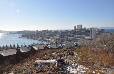 Геодезический знак в центре Владивостока получил охранный статус