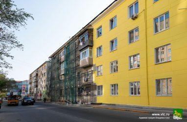 Выяснилось, каким жилым домам во Владивостоке в 2020 году предстоит капремонт