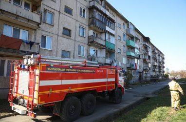 Власти Приморья займутся расселением жильцов дома, в котором произошёл взрыв