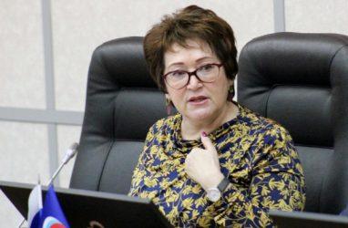 Лидер приморских единороссов прокомментировала свою отставку