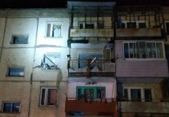 ЧП в Приморье: обрушился жилой дом
