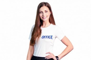 Красавица из Владивостока вышла в финал конкурса «Мисс офис»
