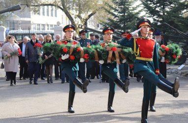 В честь героев 5-й армии: в Уссурийске прошли торжественные мероприятия