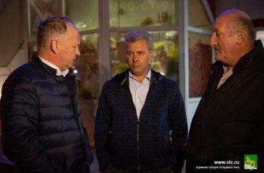 Мэрия Владивостока заставила подрядчика за свой счёт восстановить часть дороги на Кирова