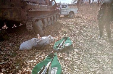 Собрались, как на войну: вооружённых браконьеров поймали в Приморье