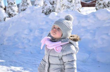 Как правильно одевать ребёнка в мороз?