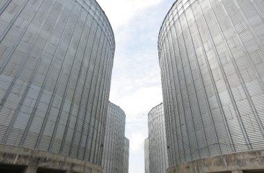 В Приморье построили элеватор на 260 тыс. тонн