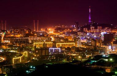 Во Владивостоке займутся строительством декоративного светового оформления на улицах Светланская и Адмирала Фокина