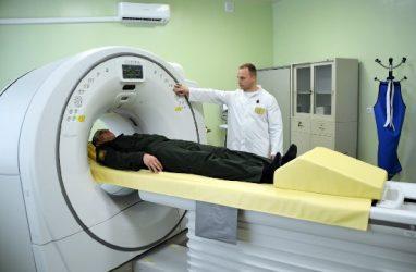 Новейшее медицинское оборудование появилось в главном госпитале ТОФ