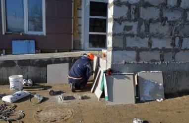 С начала 2019 года объём строительных работ в Приморье подрос на 17%