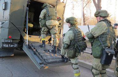 При строительстве военного городка в Приморье «исчезли» свыше 11 млн рублей