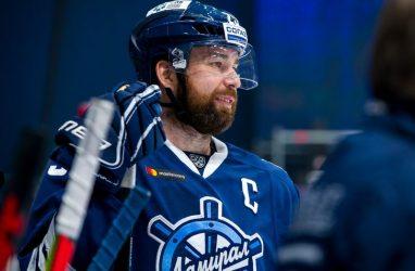 «Адмирал» победил «Витязь» в матче КХЛ