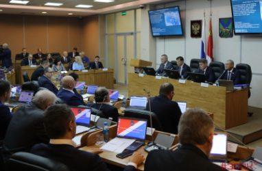 В бюджете Приморья на 2020 год траты на нацпроекты выросли уже до 15,3 млрд рублей
