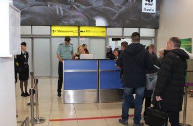 В Приморье четверых пассажиров проверили на китайский коронавирус