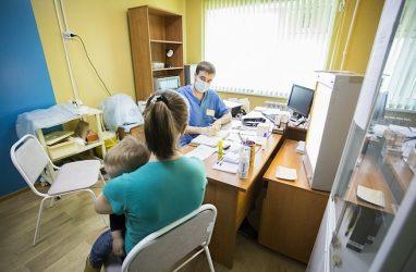 На капремонт поликлиники в историческом центре Владивостока направили 17 млн рублей