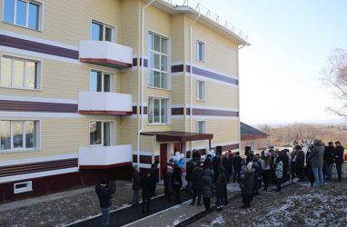 Три долгостроя в Приморье сдали не без участия Путина