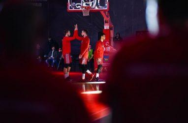 Баскетболисты «Спартака-Приморье» уверенно победили в Сургуте