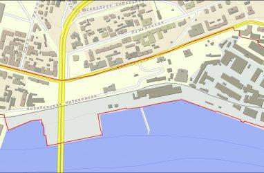 Во Владивостоке займутся межеванием территории в районе Корабельной набережной