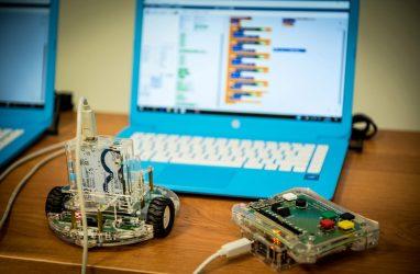 Инновационные инженерные классы открыли в 47 школах Приморья