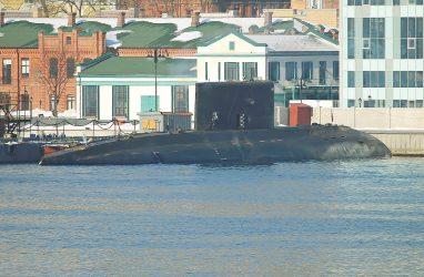 Тихоокеанский флот прокомментировал инцидент с подлодкой «Чита» в Приморье