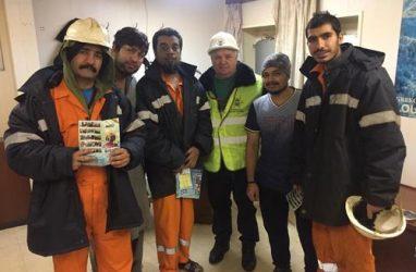 В Приморье зашло судно компании из ОАЭ, на котором моряки получают унизительную зарплату