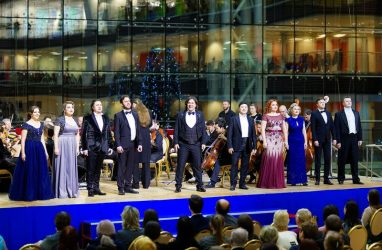 Новые солисты оперной труппы Приморской сцены Мариинского театра дебютируют в ближайшие месяцы