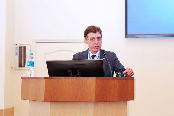 Юрий Мельников. Пресс-служба ВГУЭС