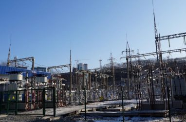 Во Владивостоке модернизировали подстанцию 220 кВ «Волна»