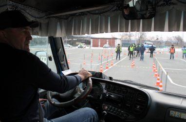 Посланцев Владивостока не оказалось среди призёров краевого конкурса «Лучший водитель автобуса-2019»