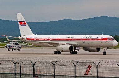Авиакомпания КНДР увеличила частоту рейсов во Владивосток, чтобы вывезти всех рабочих до 22 декабря