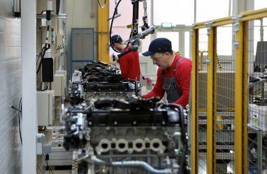 Объём выпуска двигателей на заводе «Мазда Соллерс» во Владивостоке в 2020 году доведут до 19 тысяч