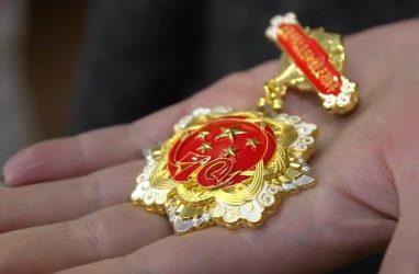 Награда из Китая нашла своего героя в Приморье