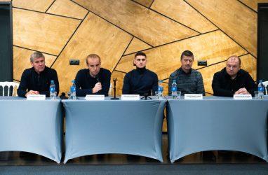 Футбольный клуб «Луч» обратился за помощью к губернатору Приморья: его могут признать банкротом