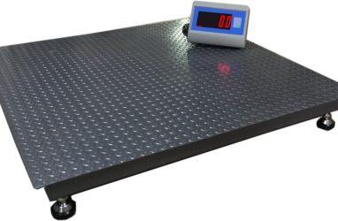 Чем отличаются современные товарные напольные весы?
