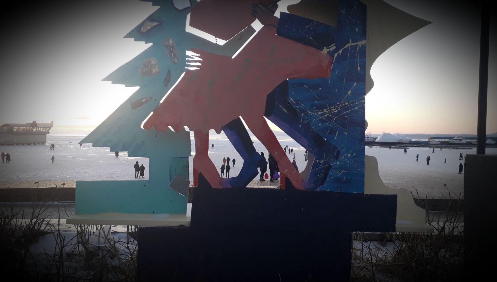 В Амурском заливе объявили начало ледового плавания судов