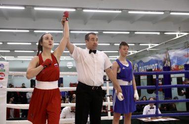 Приморские спортсменки отличились на чемпионате Дальнего Востока по боксу