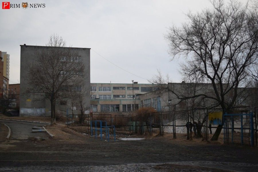 Стадион школы №58 (2017г)