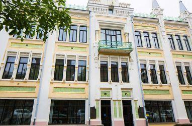 Во Владивостоке отремонтируют кровлю Пушкинского театра